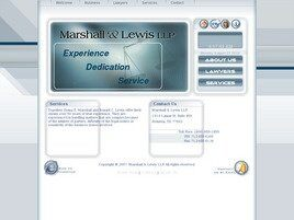 Marshall & Lewis LLP (Houston, Texas)