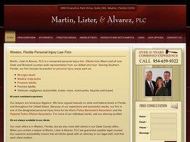 Martin, Lister & Alvarez, PLC (West Palm Beach, Florida)