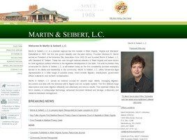 Martin & Seibert, L.C. (Morgantown, West Virginia)