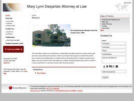Mary Lynn Desjarlais Attorney at Law (Sarasota, Florida)