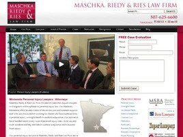 Maschka, Riedy & Ries Law Firm (Mankato, Minnesota)