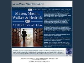 Mason, Mason, Walker & Hedrick, P.C. (Chesapeake, Virginia)