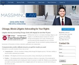 Massimino Law, LLC (Chicago, Illinois)