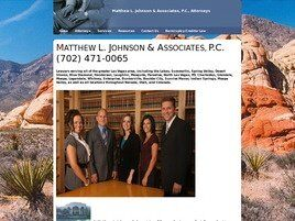 Matthew L. Johnson & Associates P.C. (Las Vegas, Nevada)