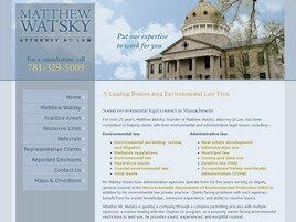 Matthew Watsky Attorney at Law (Plymouth Co., Massachusetts)