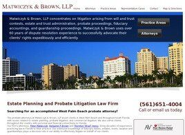 Matwiczyk & Brown, LLP (West Palm Beach, Florida)