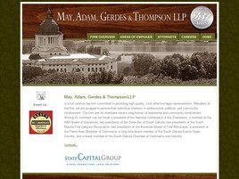 May, Adam, Gerdes & Thompson LLP (Rapid City, South Dakota)