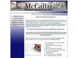 McCallar Law Firm (Brunswick, Georgia)