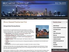 McCarthy Duffy LLP (Cook Co., Illinois)
