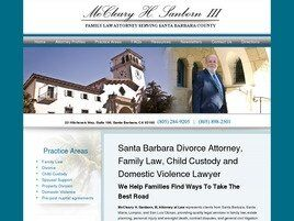 McCleary (Mac) H. Sanborn, III Attorney at Law (Santa Maria, California)
