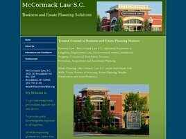 McCormack Law, S.C. (Brookfield, Wisconsin)