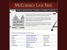 McCormick Law Firm (Williamsport, Pennsylvania)