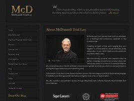 McDonnell Trial Law (Naples, Florida)