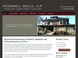McDowell Wells LLP (Houston, Texas)
