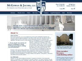 McGowan & Jacobs, LLC (Hamilton, Ohio)