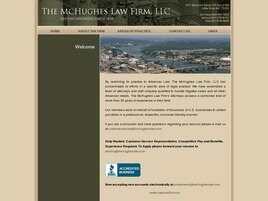 McHughes Law Firm, LLC (Fort Smith, Arkansas)