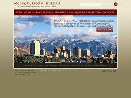 McKay, Burton & Thurman A Professional Corporation (Salt Lake City, Utah)