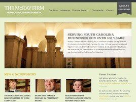 McKay, Cauthen, Settana & Stubley, P.A. (Columbia, South Carolina)
