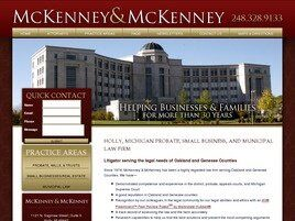 McKenney & McKenney (Genesee Co., Michigan)