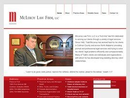 McLeroy Law Firm, LLC (Cullman, Alabama)