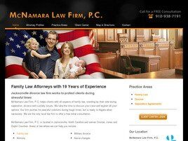 McNamara Law Firm, P.C. (Jacksonville, North Carolina)