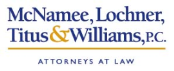 McNamee, Lochner, Titus & Williams, P.C. (Clifton Park, New York)