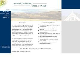 McNeil, Silveira, Rice & Wiley (Richmond, California)