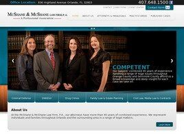 McShane & McShane Law Firm PA (Orlando, Florida)