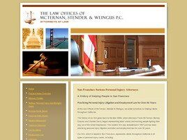 McTernan, Stender & Weingus A Professional Corporation (San Francisco, California)