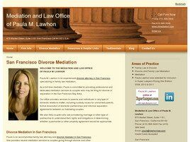 Mediation and Law Office of Paula M. Lawhon (Alameda Co., California)