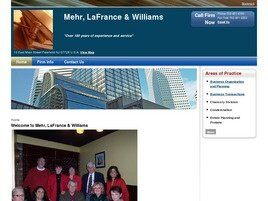 Mehr, LaFrance & Williams (Freehold, New Jersey)