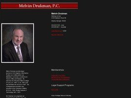 Melvin Drukman, P.C. (Decatur, Georgia)