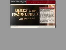 Metnick, Cherry, Frazier & Sabin, L.L.P. (Decatur, Illinois)