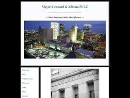 Meyer, Leonard & Allison, PLLC (Oklahoma City, Oklahoma)