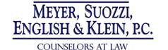 Meyer, Suozzi, English & Klein, P.C. (Albany, New York)