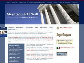 Meyerson & O'Neill (Cherry Hill, New Jersey)
