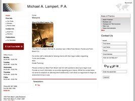 Michael A. Lampert, P.A. (West Palm Beach, Florida)