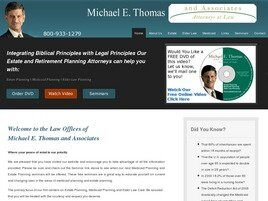 Michael E. Thomas, P.C. (Flint, Michigan)