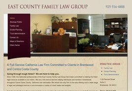 East County Family Law Group (San Joaquin Co., California)