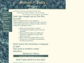 Michael P. Stacy, Esq. (Rochester, New York)