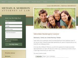 Michael R. Morrison Attorney at Law (Pierce Co., Washington)