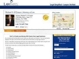 Michael S. O'Connor Attorney at Law (Katy, Texas)