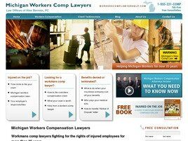 Michigan Workers Comp Lawyers Law Offices of Alex Berman, P.C. (Wayne Co., Michigan)