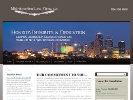 Mid-America Law Firm LLC (Liberty, Missouri)