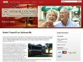 Senior Counsel Law Firm (Jacksonville, Florida)