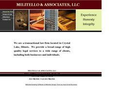 Militello & Associates, LLC (Crystal Lake, Illinois)