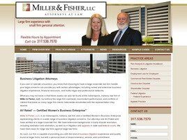 Miller & Fisher, LLC (Indianapolis, Indiana)
