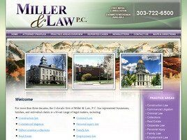 Miller & Law, P.C. (Arapahoe Co., Colorado)