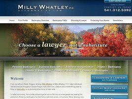Milly Whatley, P.C. Attorney at Law (Deschutes Co., Oregon)