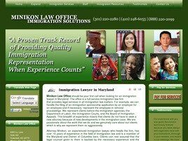 Minikon Law Office (Silver Spring, Maryland)